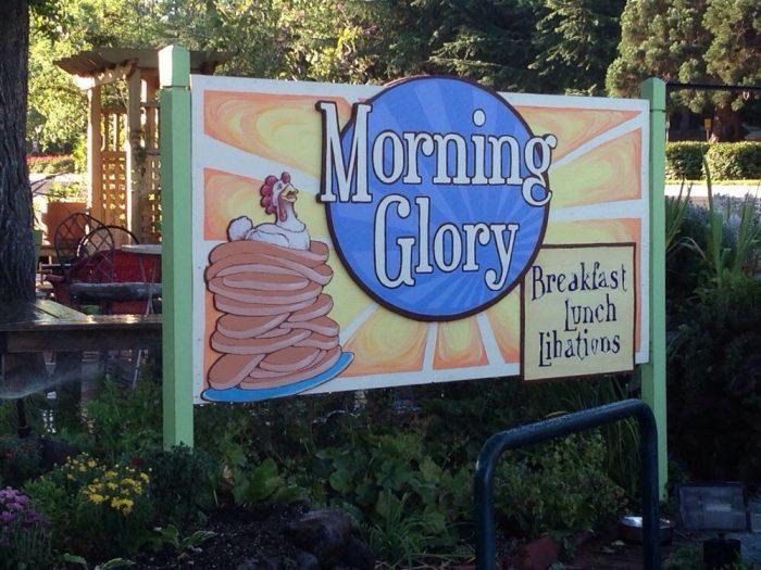 4. Morning Glory, Ashland
