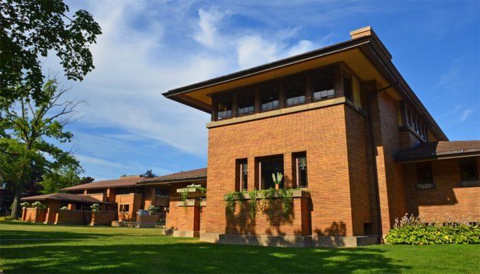 6. Darwin D. Martin House, Buffalo