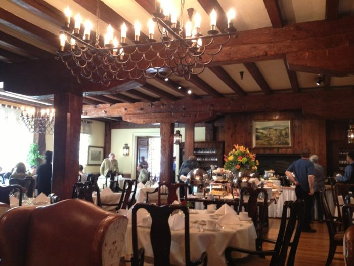 2. The Old Mill Room (Charlottesville)