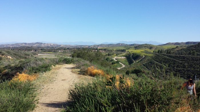 7. Peters Canyon Regional Park in Orange County