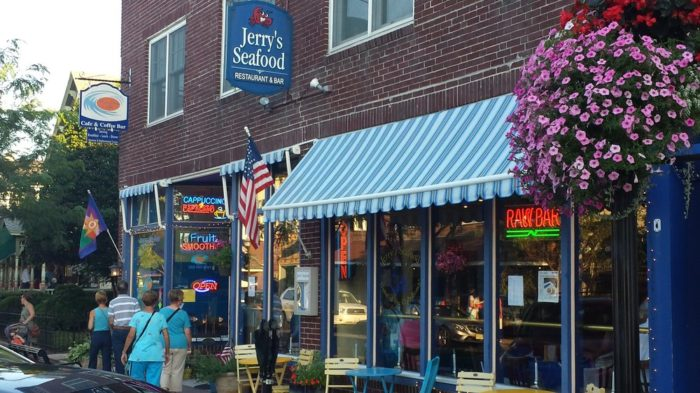 11. Jerry's Seafood, Lewes