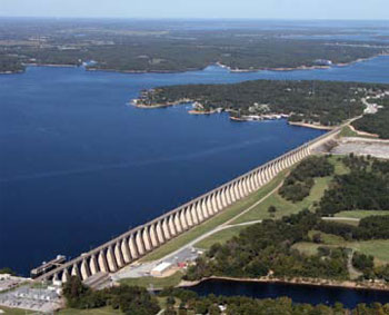 3. Pensacola Dam (Grand River Dam), Disney-Langley