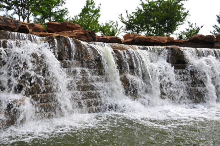 12. The Falls at Bricktown, Oklahoma City
