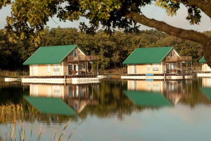 Rent a floating cabin from Lake Murray Floating Cabins for a spectacular lodging experience.