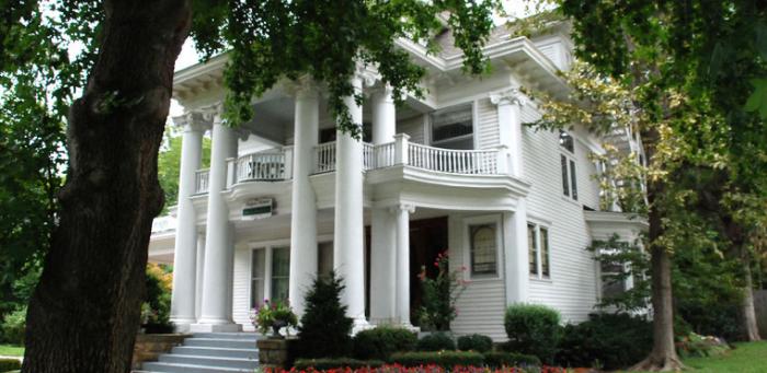 1. Hayes House Bed & Breakfast, Muskogee