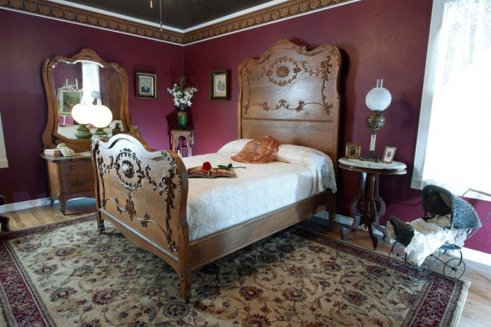 7. The Victorian Lady Bed and Breakfast, Jenks