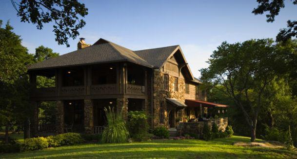 9. Skelly Lodge, Catoosa