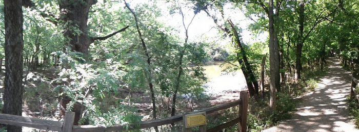 7. Martin Park Nature Center, Oklahoma City