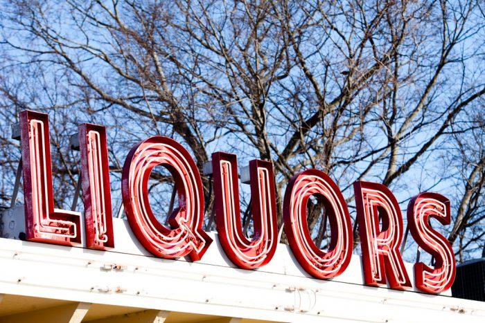 8. Liquor laws.