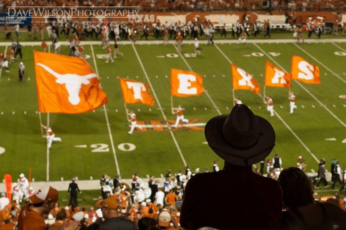 4. Texas Longhorns