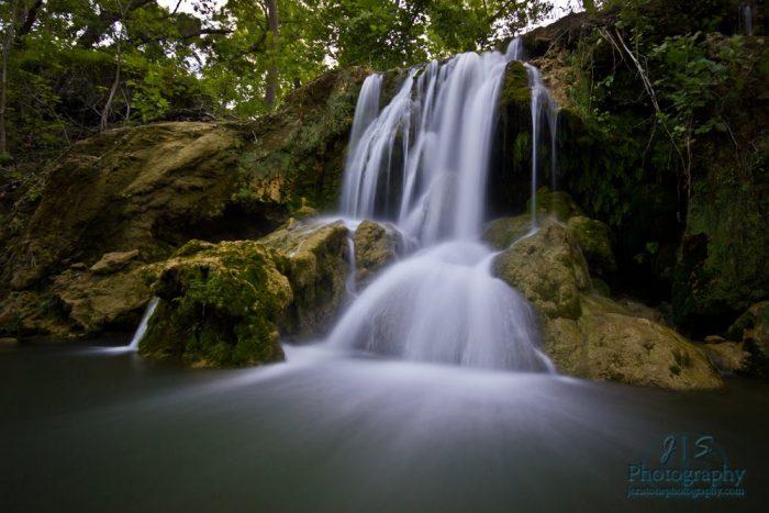 4. Price Falls at Falls Creek Conference Center in Davis looks majestic.