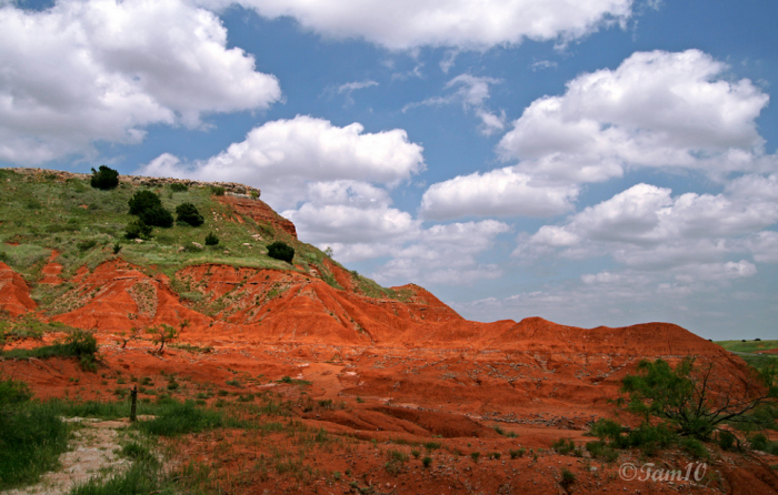 13. There's nothing as unique in Oklahoma as the majestic Gloss Mountains.