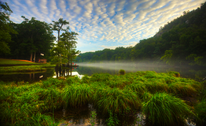 20. Broken Bow is a special place surrounded by breathtaking beauty.