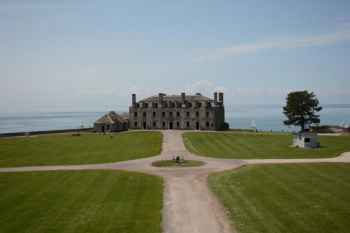 4. Old Fort Niagara, Youngstown
