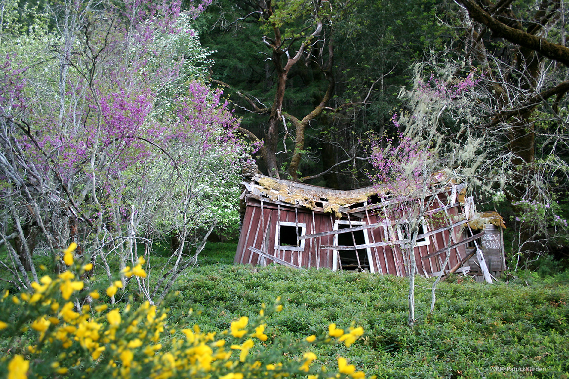 17 abandoned places in northern california