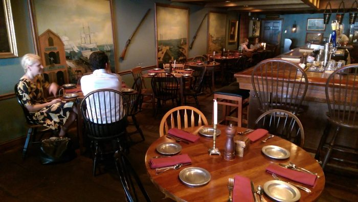 Jessop's Tavern interior