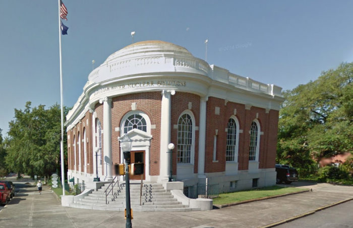 6. Stake out the old U.S. Post Office building in Aiken. It is reportedly haunted.