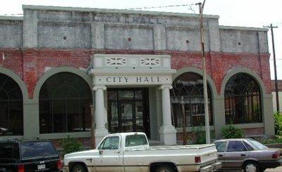 Old Opelousas City Hall