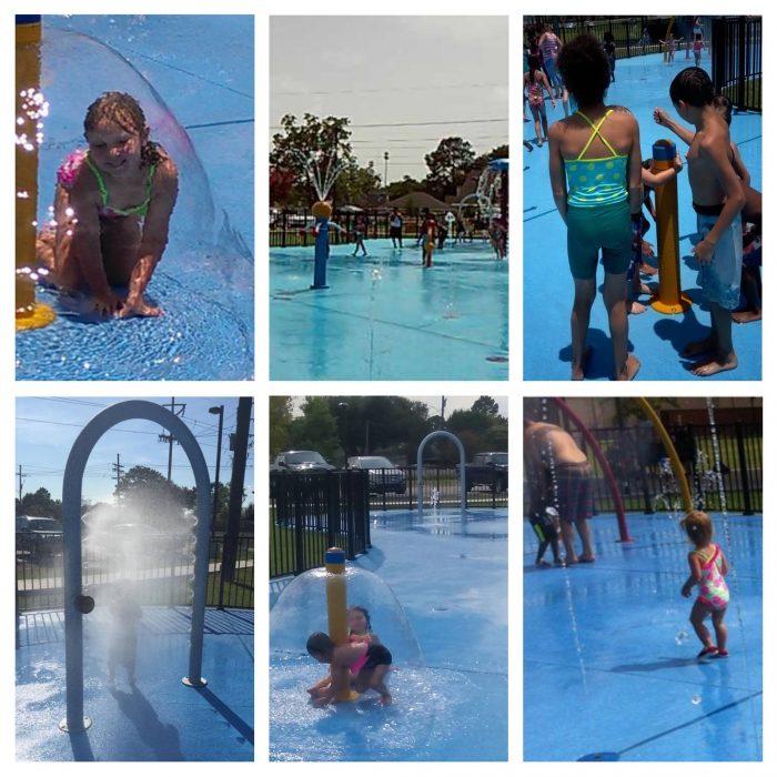 6. Ormond Spray Park, Destrehan