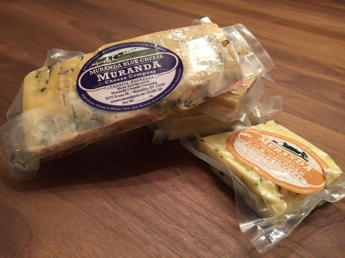 1. You can start off your visit by treating your stomach to a trip on the Finger Lakes Cheese Trail!