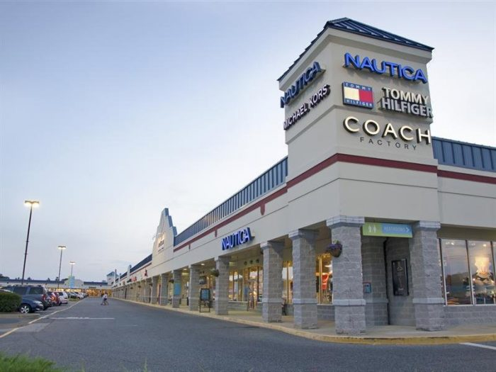9. Shop at the outlets