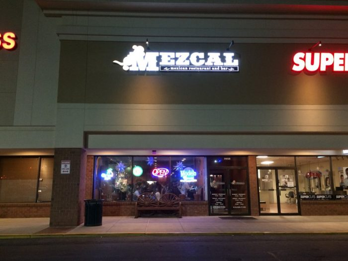2. Mezcal Mexican Restaurant and Bar, Owings Mills