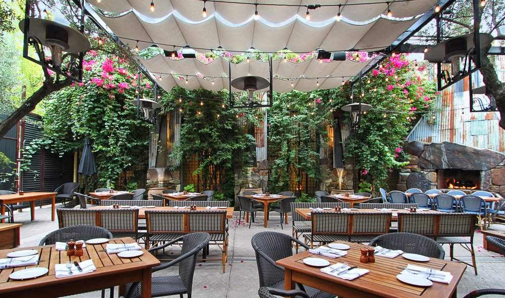 5 Restaurants With Rooftop Dining In Northern California