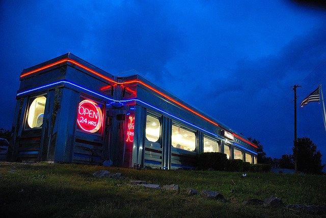 2. Penny's Diner, 1005 Highway 285, Vaughn