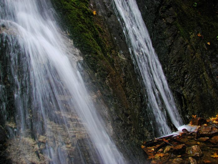 11. Pfeiffer Falls Trail, Big Sur State Park