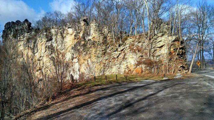 8. Pinnacle Rock, Bramwell