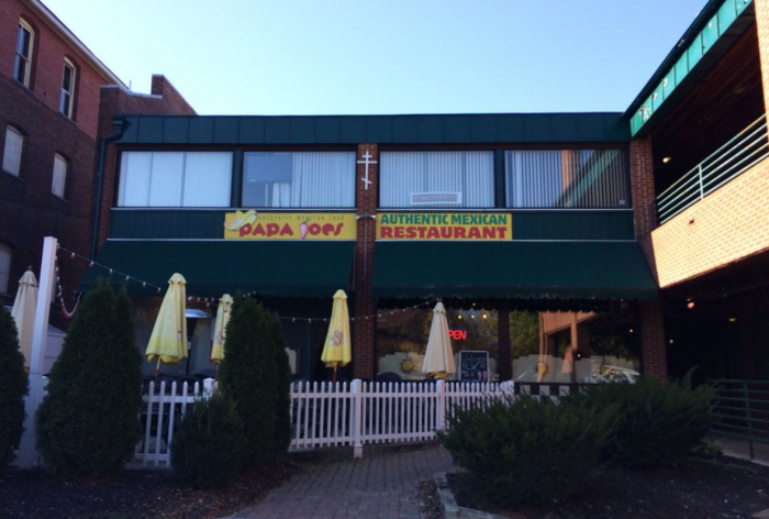 3. Papa Joe's Mexican Restaurant, Westminster