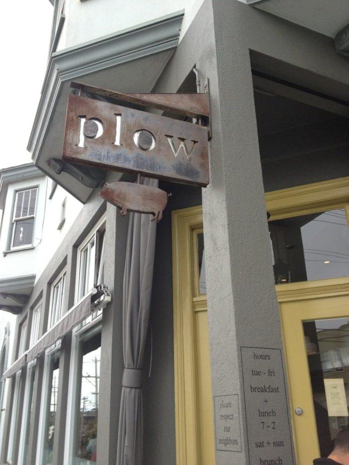 1. Plow