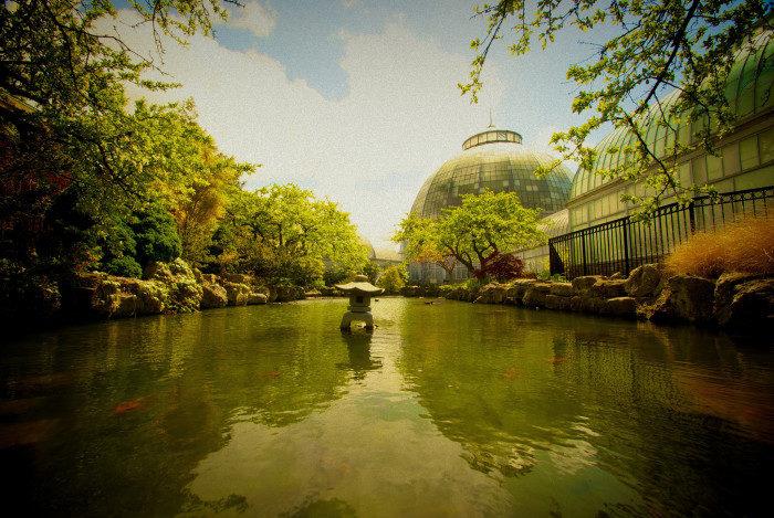 Michigan: Belle Isle