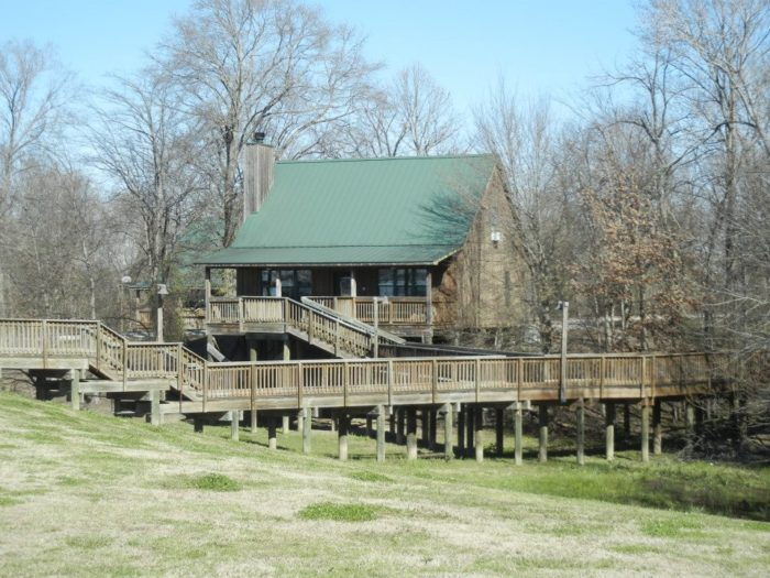 10 amazing louisiana state park cabins