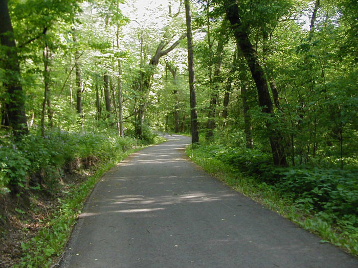 6. Prairie Springs Recreational Trail, Cresco