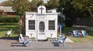 There's No Chapel In The World Like This One In Maryland