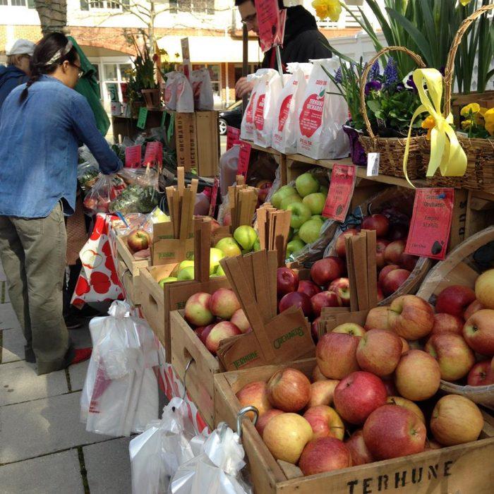 3. Princeton Farmers Market