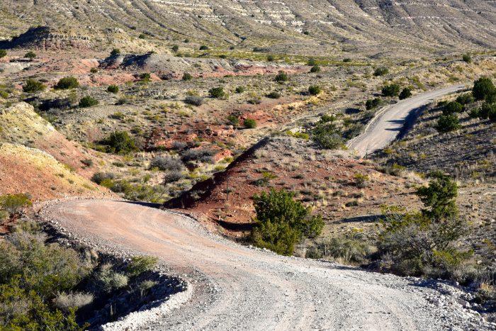 9. Quebradas Backcountry Scenic Byway
