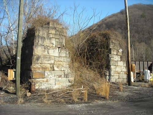 3. Iron Furnace, Quinnimont