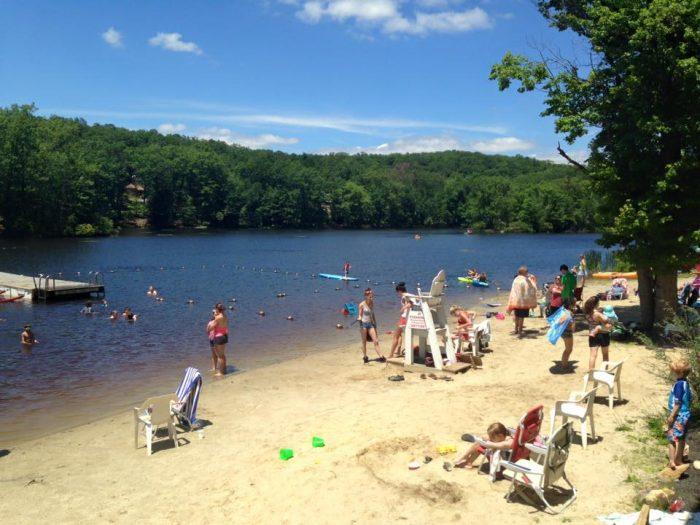 8. Rock Ridge Lake, Denville