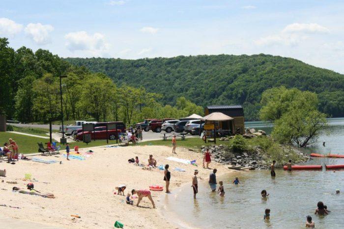 1. Jennings Randolph Lake