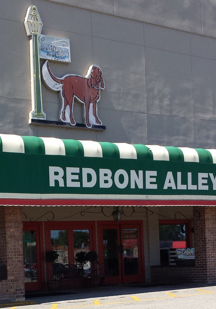 11. Red Bone Alley (Florence) 1903 W Palmetto St, Florence, SC 29501