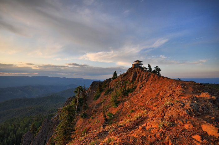 5. Washington: Red Top Lookout