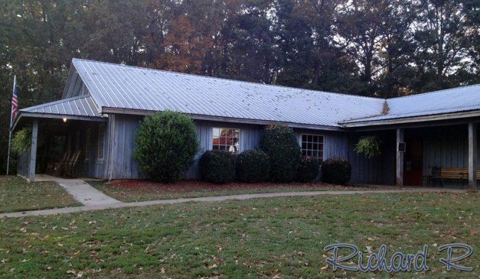 8. The Redd House— 2267 Thyatira Brockton Rd, Jefferson, GA 30549