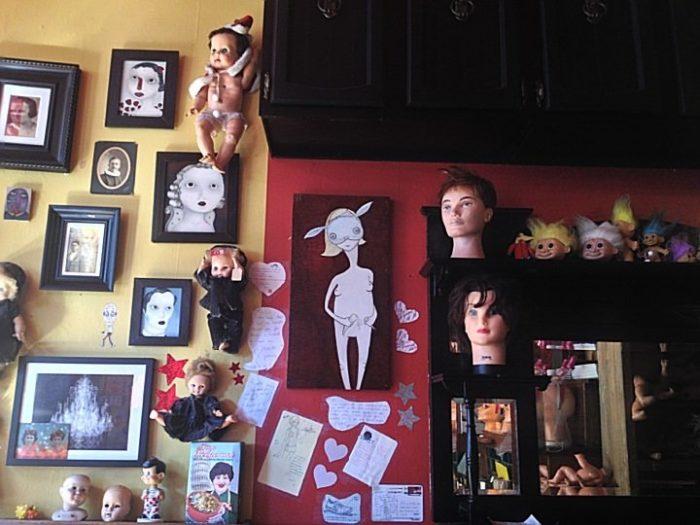 10. Red Door Cafe