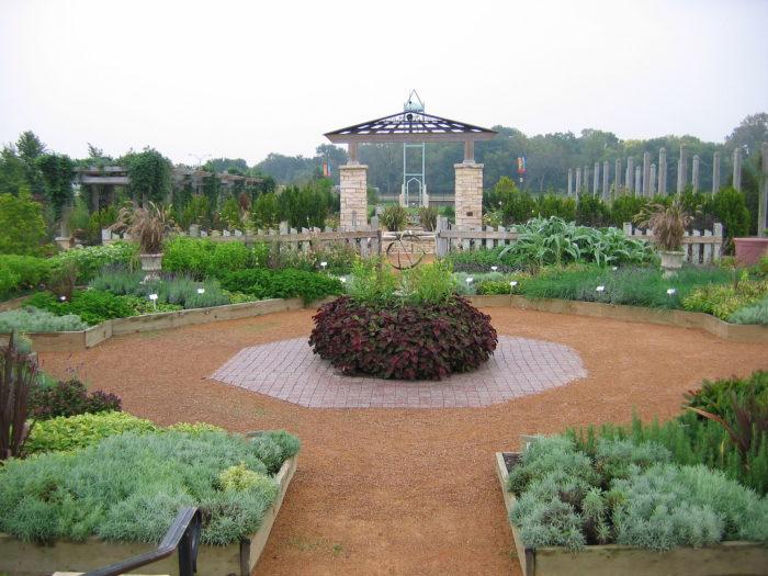 8. Reiman Gardens, ISU Campus, Ames
