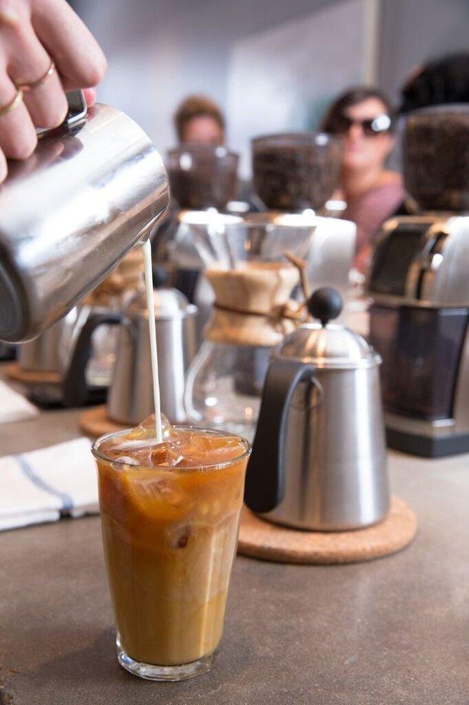 2) Revelator Coffee Company, 637 Tchoupitoulas