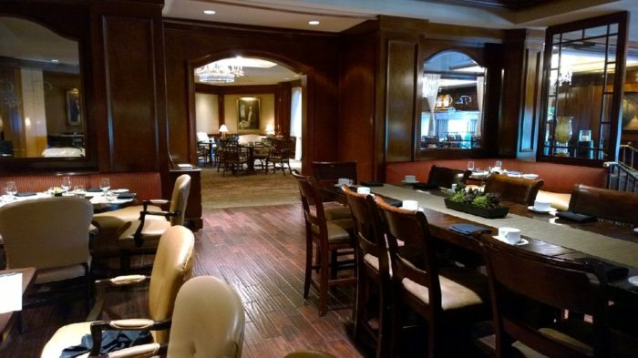 7. The Cafe at the Ritz-Calrton—The Ritz-carlton Buckhead, 3434 Peachtree Rd NE, Atlanta, GA 30326