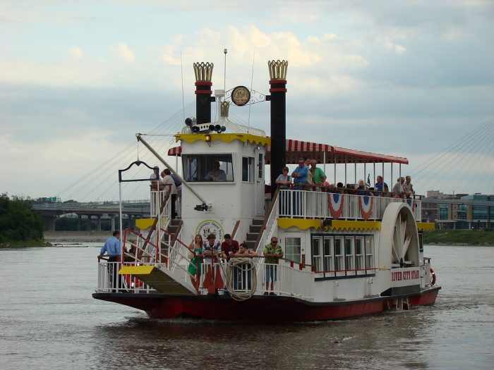 11. River City Star Riverboat