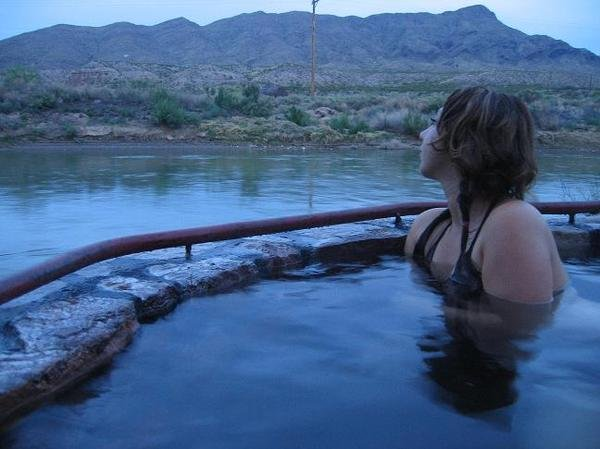 5. All the hot springs